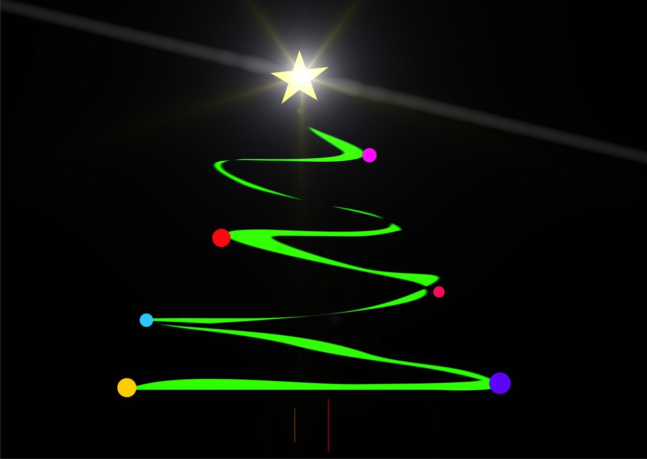 Festivit natalizie chiusura sedi sophia cna formazione for Albero natale stilizzato